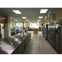 2016 Five Stars Hotel/Restaurant Kitchen Equipment And Uses