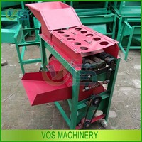 Good farm helper corn peeling and thresher machine for sale/Vos corn peeling and thresher machine hot selling