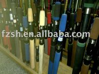 fishing pole grip / handle