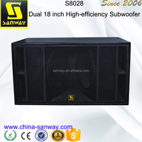 S8028 High Power Long Excursion Subwoofer