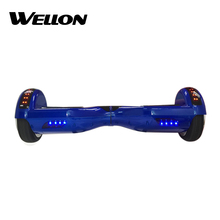 Generation II 2 wheel electric standing scooter 2016 hoverboard with LED and Bluetooth