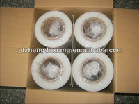 Best selling 4 rolls hand pallet shrink wrap lldpe stretch film