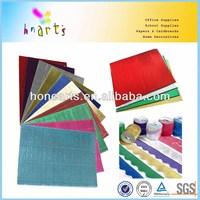 A4 aluminum corrugated paper,craft quilling corrugated paper