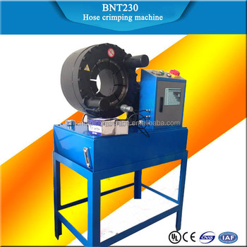 2017 BARNETT ce nissan large bore air suspension crimping machine
