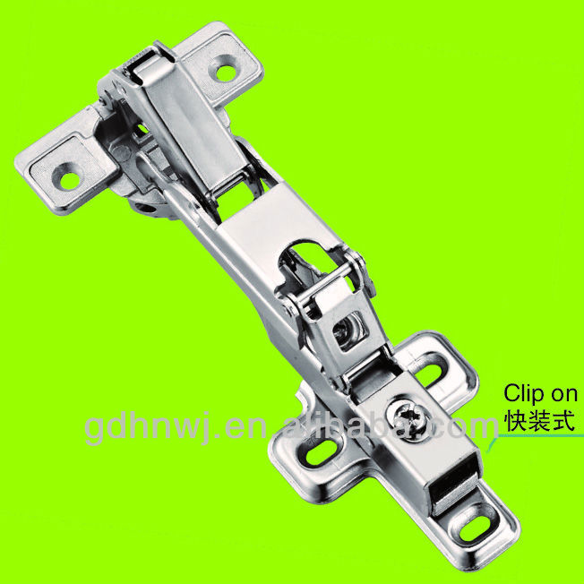 Soft closing cabinet 165 degree hydraulic hinge