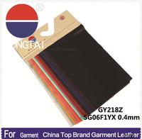 2015 wholesale artificial leather products made in india Factory direct sale