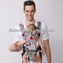 New design 100% cotton twin bebear baby carrier 3 in 1 approved by EN certificate