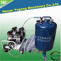 Yugong Multi-functionaL spray gun wash machine putty spraying machine