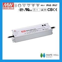 Genuine MEANWELL HLG-185H-36A 185W Single Output LED Power Supply