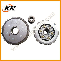 2016 New ZS250CC Engine clutch and driving gear fit for motorcycle