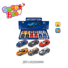 die cast car series high quality eco-friendly toys
