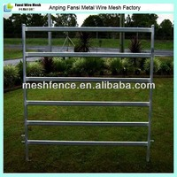 Best price galvanized cattle fencing panel manufacturer