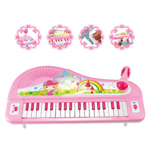 Kids learn toys electronic keyboard musical instruments set