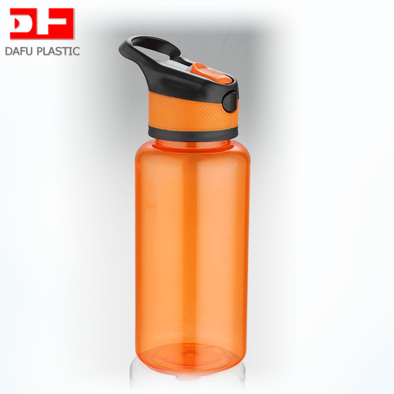 Wholesale Customized Travel Protable Drinking Plastic Sport Water Bottle