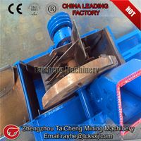 500kg/h sawdust briquette crusher with CE