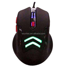 Best price wired optical gaming mouse, backlit gamer mouse, GM-043
