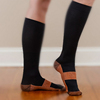 Copper Fiber Sports Running Compression Socks