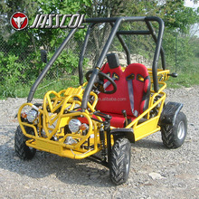 High quality four wheelers 110cc gasoline competitive prices two seat go kart