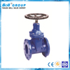150mm Cast Iron Water Non Rising Stem Gate Valve PN16