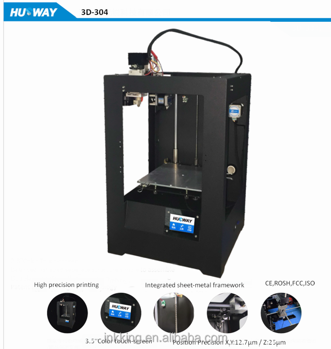 Shenzhen Hueway 3d Printer Parts Factory on List of Manufacturing Company