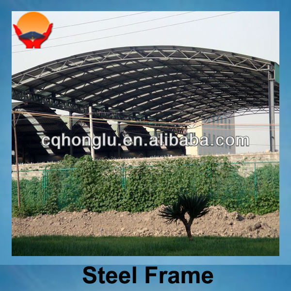 China construction building steel frame house