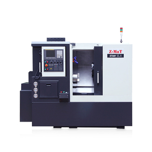 Top1 supplier SL8 universal new metal slant bed spinning turning cnc lathe machine for sell
