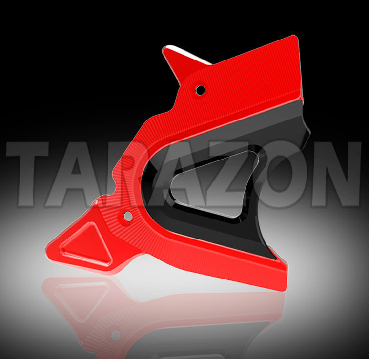 Tarazon brand motorcycle spare parts sprocket cover for YAMAHA FZ 16