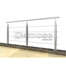 cheap balcony railing cover for movable railing