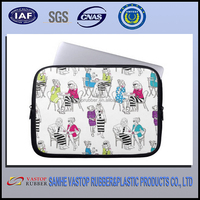 Art print light weight neoprene sleeve case