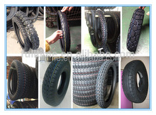 OEM motorcycle tyre/tire and inner tube from China on sale