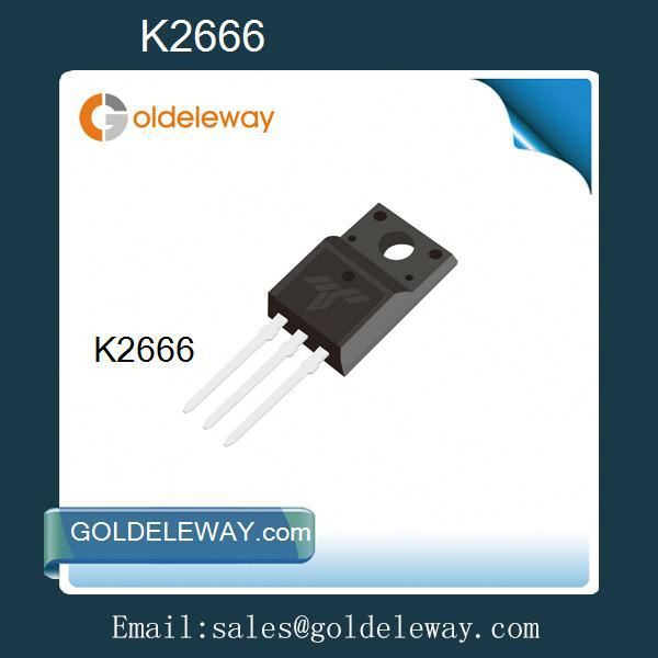 (electronic ICs chips)K2666 K2666,K266,K26,666