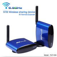 High Definition! 5.8G Wireless Audio/Video signal Transmitter&Receiver, Model:PAT-530,8CH,Strong signal sender,CE tested.1 year
