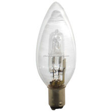 Dimmable Energy Saving Low Energy C35 35W 120V 110V 230V Halogen Lamps E14 Spot light bulb