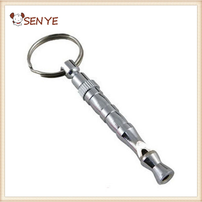 Two-tone Ultrasonic Flute Dog Whistle Pet Puppy Dog Animal Training UltraSonic Supersonic Obedience Sound
