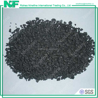 Calcined Petroleum Pet Coke With Low Price From Rizhao Port
