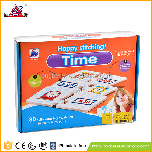 educational games toy jigsaw puzzle manufacturer