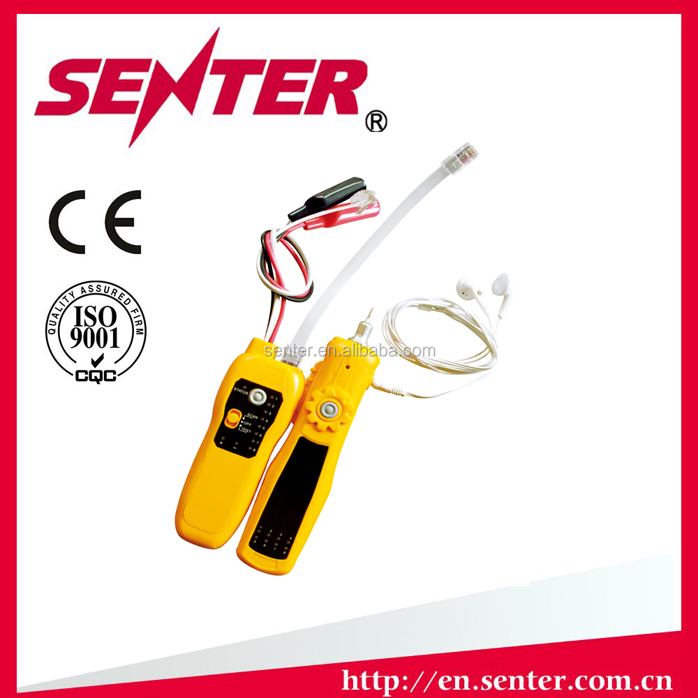 ST206 RJ45 RJ11cable checker lan cable tester price