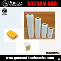 Highly Transparent Vacuum Roll Bags