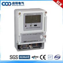 Convenient Installation watt hour single phase kwh meter two wire digital display good quality