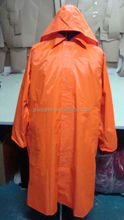 heavy duty long raincoat long rain jacket
