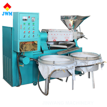Oil seed crushing machines Automatic screw small oil press equipment