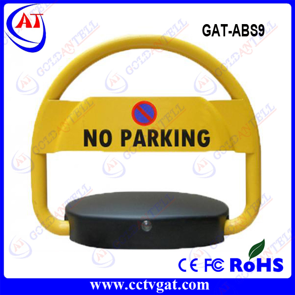 Anti-theft automatic parking lock ,parking block,parking barrier