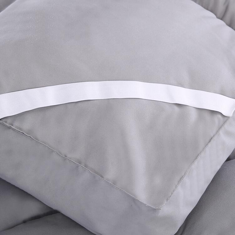 Customized Logo and duck feather mattress topper - Jozy Mattress | Jozy.net