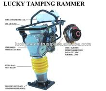 Lucky CT78D Tamping Rammer Driven by Diesel Engine