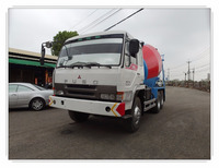 USED FUSO 8DC11 CONCRETE MIXER TRUCKS FOR SALE