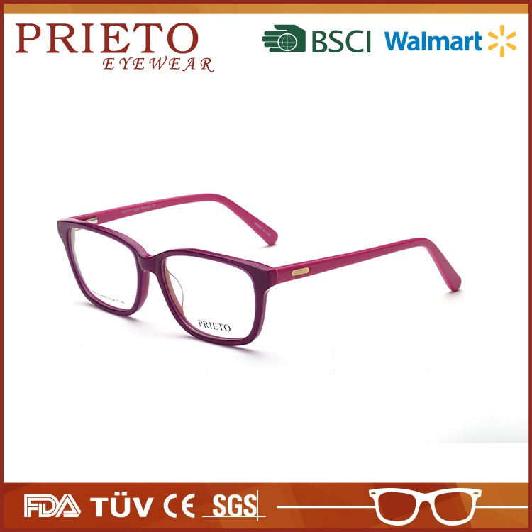 Various color stainless steel eyeglasses frames with low price