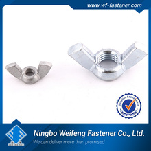 stainless steel wing bolts and wing nuts M4--M24 (DIN315),wing nut