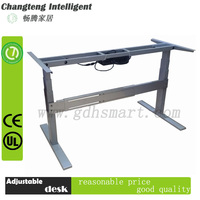 Electric Height Adjustable computer table frame accept custom-made size