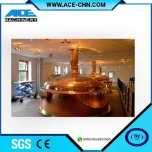 500L Steam Vodka Distillery Alcohol Distillation Equipment Vodka Distillery For Sale(CE)
