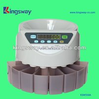 2014 Automatic Supermarket Coin Separator (KSW550A)